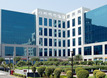 Furnished Office Space in DLF Prime Towers Okhla