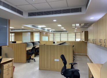 Furnished Office for Rent/Lease in South Delhi Uppals M6 Jasola