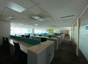 Office Space on Lease in Salcon Aurum