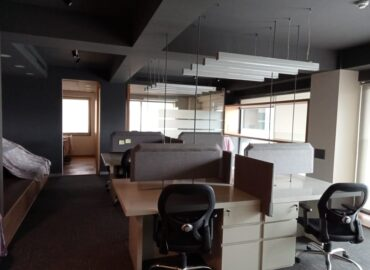 Furnished Office Space in Mohan Co-operative Industrial Estate