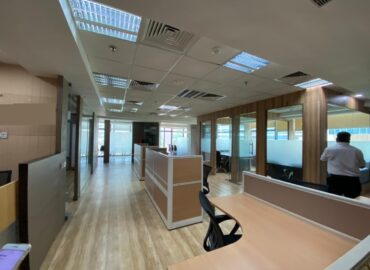 Office for Rent in Uppals M6 Jasola