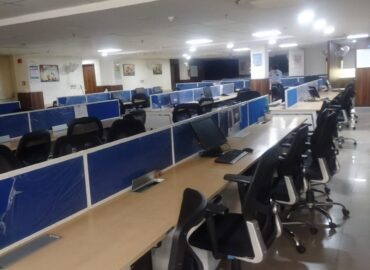 Furnished Office Space on Lease in Mohan Estate Mathura Road Delhi