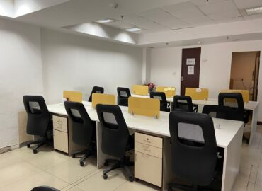Commercial Office in Jasola   DLF Towers.
