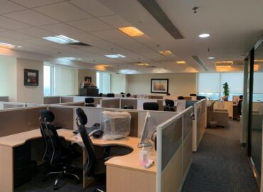 Furnished Office Space for Rent in Eros Corporate Tower Nehru Place