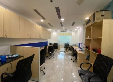 Office for Rent in Jasola - Office in Omaxe Square Near Jasola Metro Station
