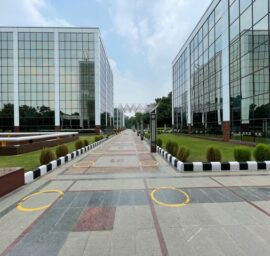 Pre Rented Property in DLF Corporate Park MG Road Gurgaon